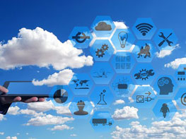 Supply Chain & Manufacturing graphic - ennVee focus areas